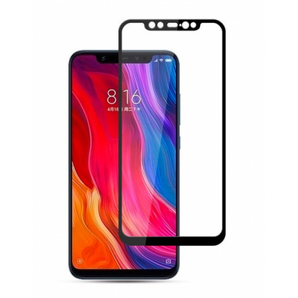 5D Full-screen corning series for Xiaomi Mi 8