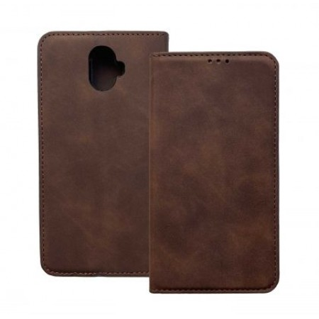 Brown Book MAGNET case for Ulefone S7