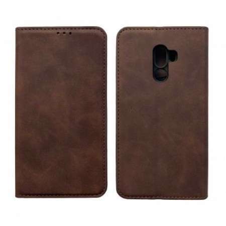 Brown Book MAGNET case for Ulefone S8