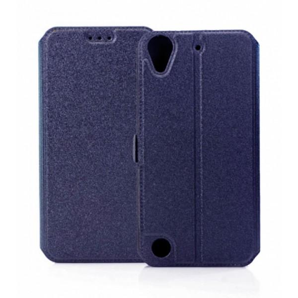 Book Pocket case for HTC Desire 530 - dark blue