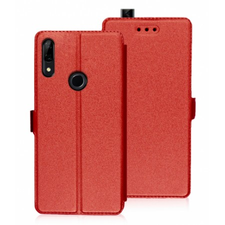 Book Pocket case for Huawei P Smart Z  - red