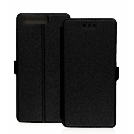 Book Pocket case for Huawei P10 - black