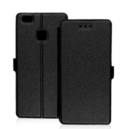 Book Pocket case for Huawei P10 Lite - black