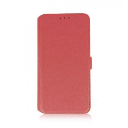 Book Pocket case for Motorola Moto Z Play - red