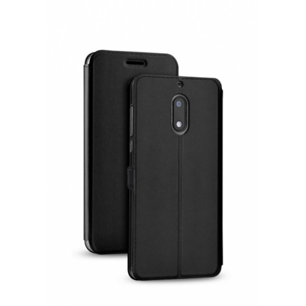 Black Book Pocket case for Nokia 6 TA-1021