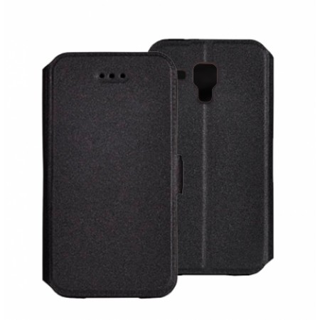 Black Book Pocket case for Samsung Galaxy S Duos S7562