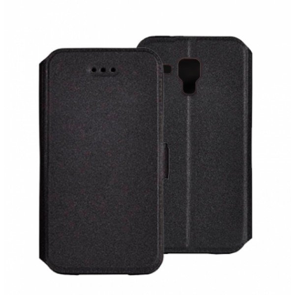 Black Book Pocket case for Samsung Galaxy S Duos S7562