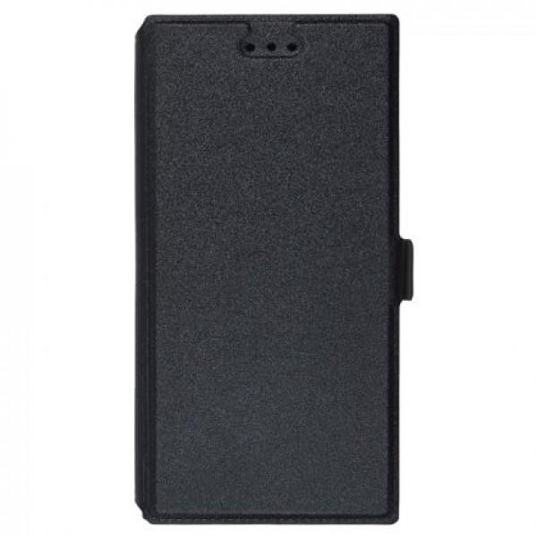 Book Pocket case for Sony Xperia XZ Dual F8332 - black