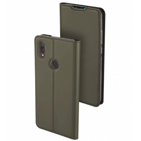 Graphite Book MAGNET Elegant case for Huawei Y9 2019 / JKM-LX1/2/3