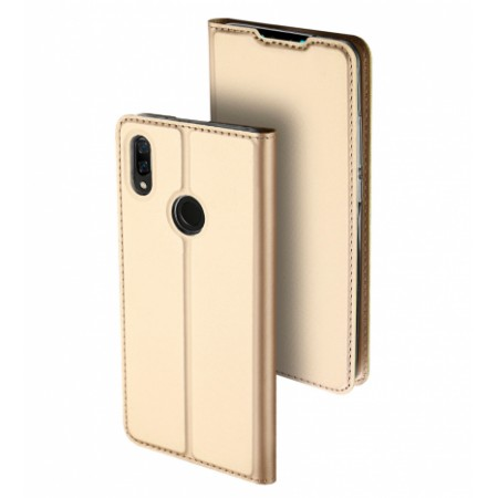 Gold Book MAGNET Elegant case for Huawei Y9 2019 / JKM-LX1/2/3