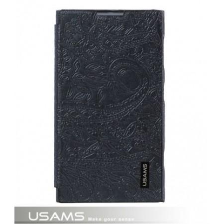 "Flip case ""USAMS"" U-Clothes for Nokia lumia 1020"