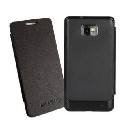 S-View Flip Cove for  Samsung I9100 Galaxy S 2