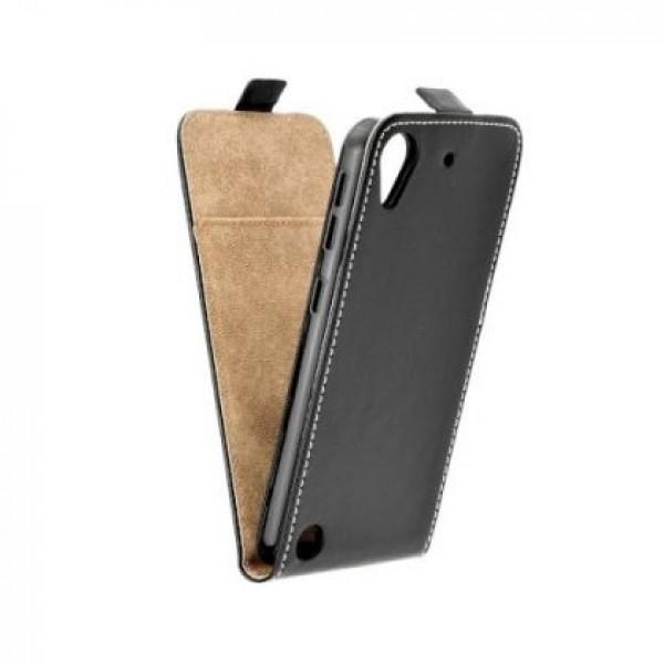 Black Flip case for  HTC Desire 530