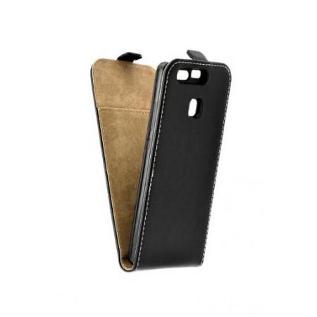 Black Flip case for Huawei P9 EVA-L09