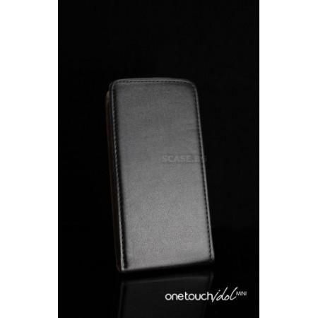 Flip case silicone back for Alcatel One Touch Idol mini OT-6012D
