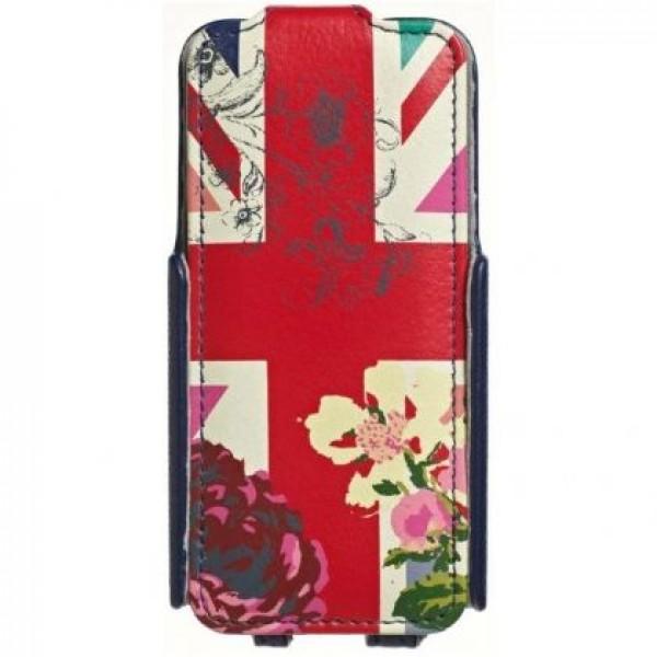 """Flip iPhone 5 Cover """"UK"""""""