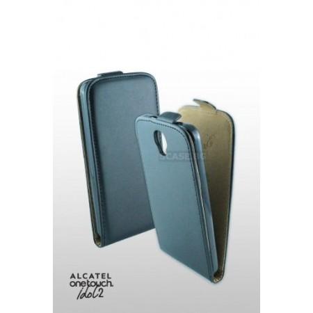 Flip case for Alcatel One Touch Idol 2 OT-6037Y