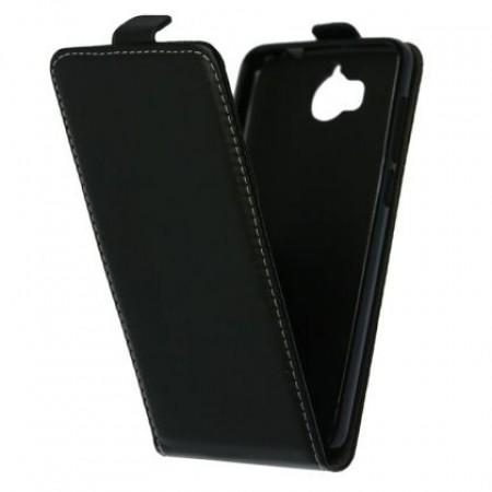 Flip case for Huawei Y5 2017 / Y6 2017 - black
