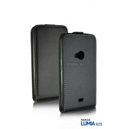 Flip case for Nokia Lumia 625 black