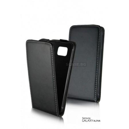 Flip Case for Samsung Galaxy Alpha SM-G850F