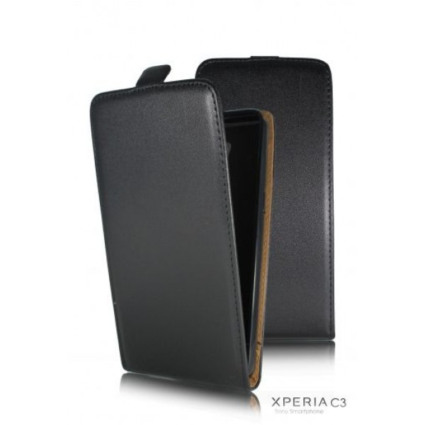 Flip case for Sony Xperia C3 D2533