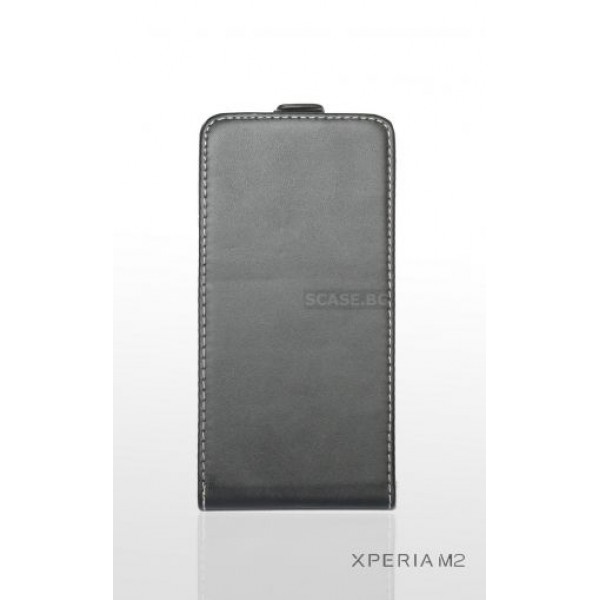 Flip case for Sony Xperia M2