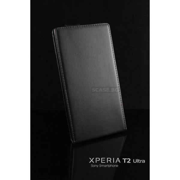 Flip case for Sony Xperia T2 Ultra