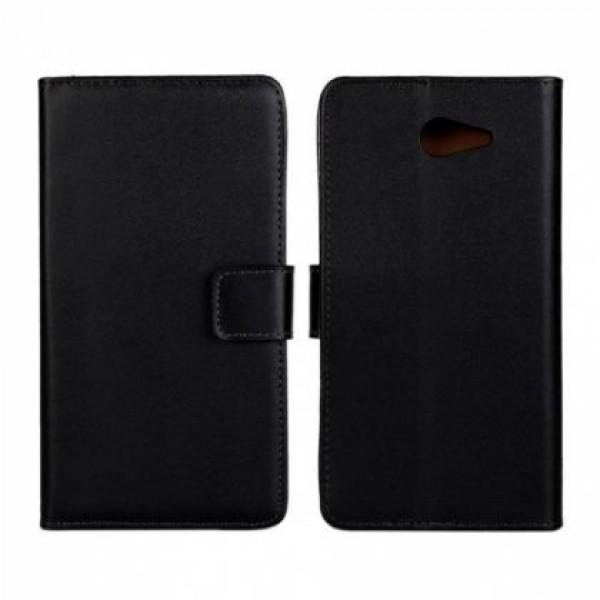 Black Flip case for Sony Xperia L / C2105