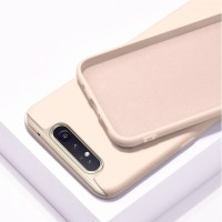 Nano TPU Silicone Case for Samsung Galaxy A80 / SM-A805F/DS - pink matt