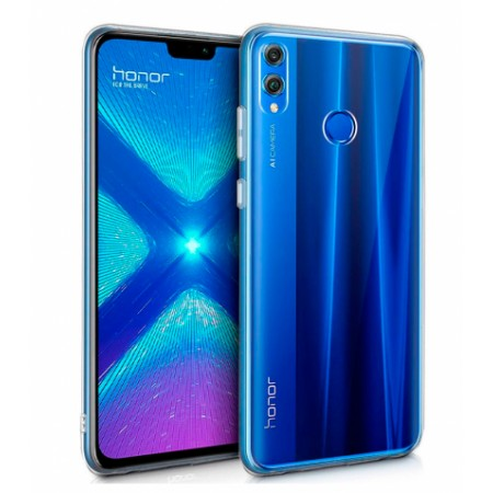 NORDIC Ultra Thin TPU Silicone Case for Huawei Honor 8X