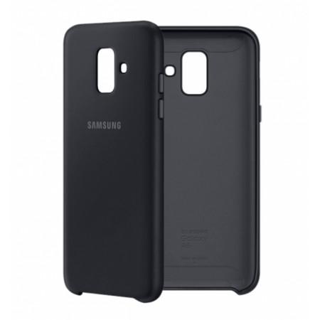 SAMSUNG Dual Layer Cover Galaxy A6 2018 A600 black