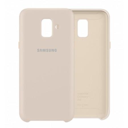 SAMSUNG Dual Layer Cover Galaxy A6 2018 A600 golden