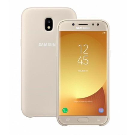SAMSUNG Dual Layer Cover Galaxy J5 (2017) EF-PJ530 golden