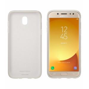 SAMSUNG Jelly Cover Galaxy J3 (2017) EF-AJ330 golden