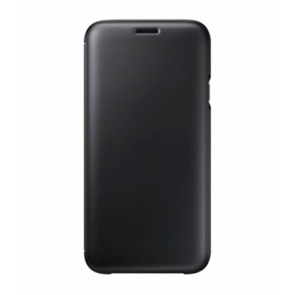 SAMSUNG Wallet Cover Galaxy J7 (2017) EF-J730 black