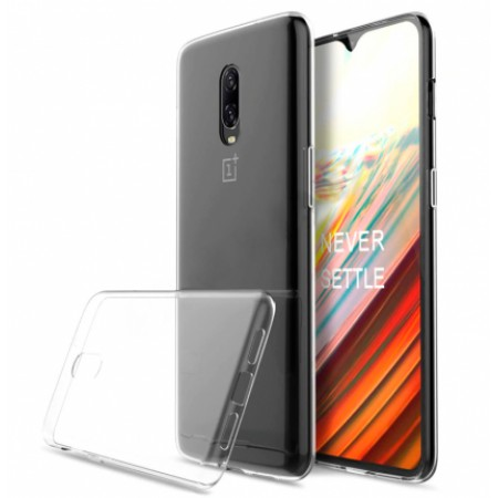 TPU Silicone Case for OnePlus 6T / 6T McLaren