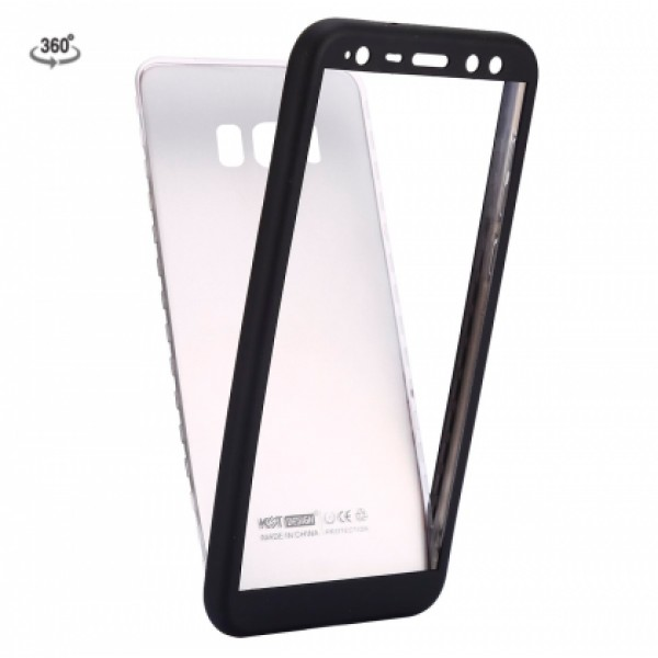 360* Black KOT Case for Samsung Galaxy S8 Plus G955