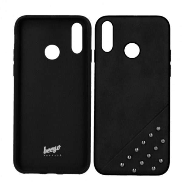 Beeyo Bards case - Design Heppens - black for Huawei P20 Lite