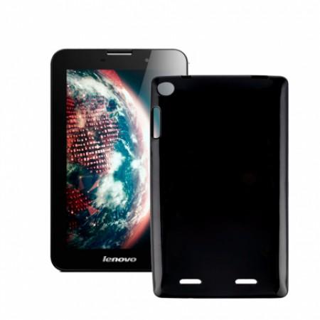 Black TPU Silicone Case for Lenovo IdeaTab A3000