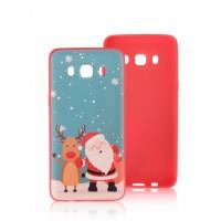 "TPU Silicone ""Christmas "" Case for Samsung Galaxy J5 2016 j510"