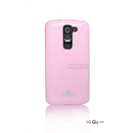 "Goospery jelly ""Mercury "" TPU Silicone Case for LG G2 mini"