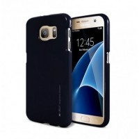 TPU Silicone i-Jelly Metal Goospery  Case for Samsung A7 2016 / A710F