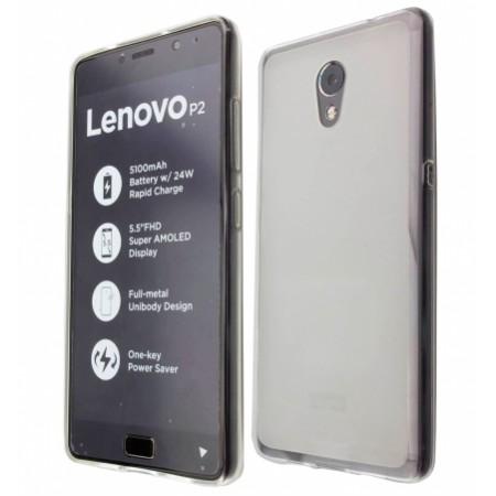 TPU Silicone matte Case for Lenovo Vibe P2 P2a42