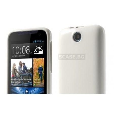 """TPU Silicone """"Mercury """" Case for HTC Desire 310"""