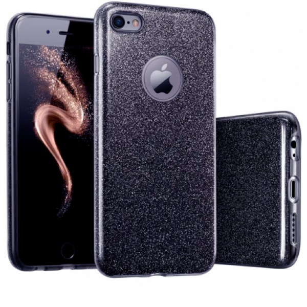 TPU Gel Silicone Case SHINE for iPhone 6 / 6S navy