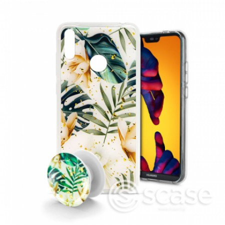Summer Breeze print #3 TPU Silicone Case for Huawei P10 Lite
