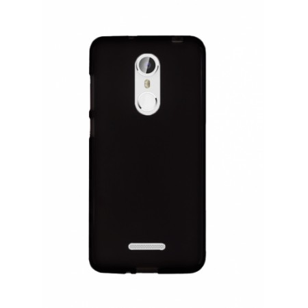 Black TPU Gel Silicone Case for Coolpad Torino S