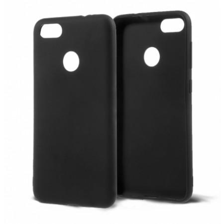 Black TPU Gel Silicone Case for Huawei P9 Lite mini  / SLA-L02