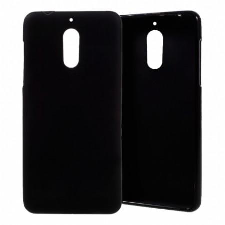 Black TPU Gel Silicone Case for Nokia 6 TA-1021