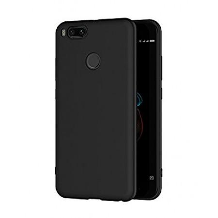 Black TPU Gel Silicone Case for Xiaomi Mi A1 / Mi 5X